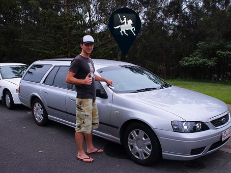 """May I Borrow Your Car?"" GPS Tracking for Car Sharing"