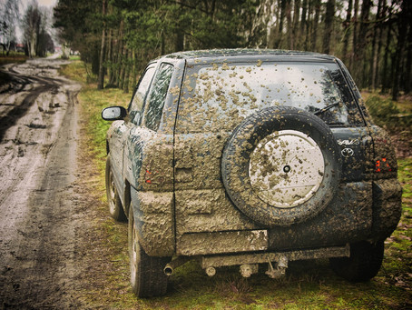 4-Wheel Drives and GPS Tracking