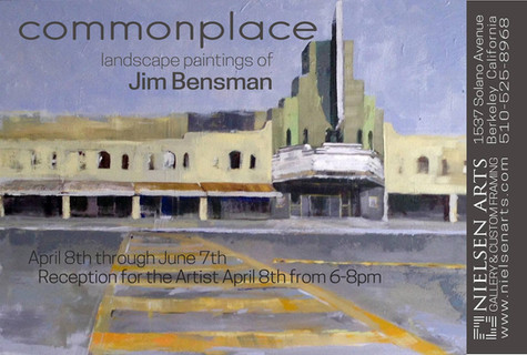Commonplace the Urban Landscapes of Jim Bensman