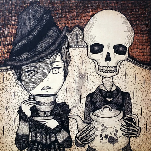 I Drink Tea with the Dead
