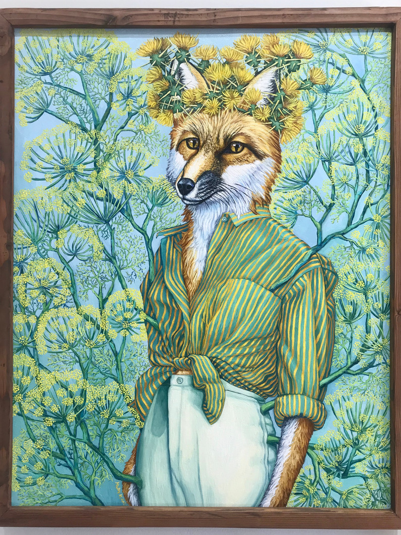The Way of the Fox