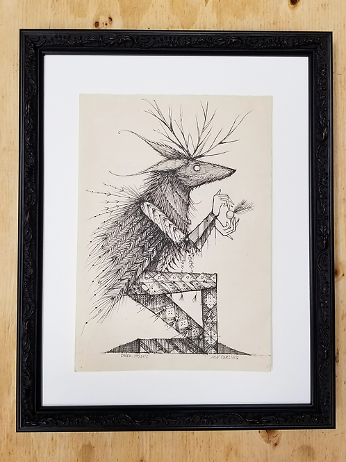 Deer Mystic
