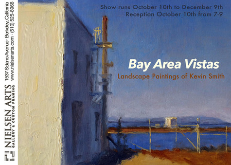 Bay Area Vistas the Landscape Paintings of Kevin Smith