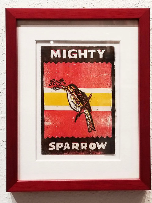 Sparrow is a Bird