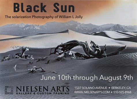 Black Sun the Solarization Photography of William L Jolly