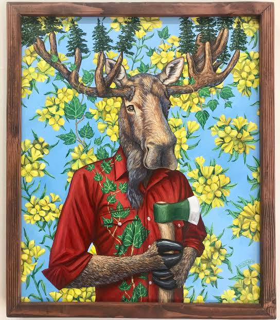 The Way of the Moose