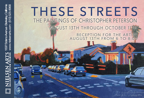 These Streets the Paintings of Christopher Peterson