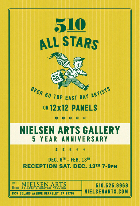 Nielsen Arts Anniversary Show:  510 All Stars
