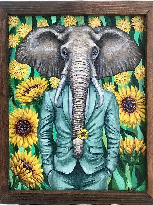 Remember, Elephant