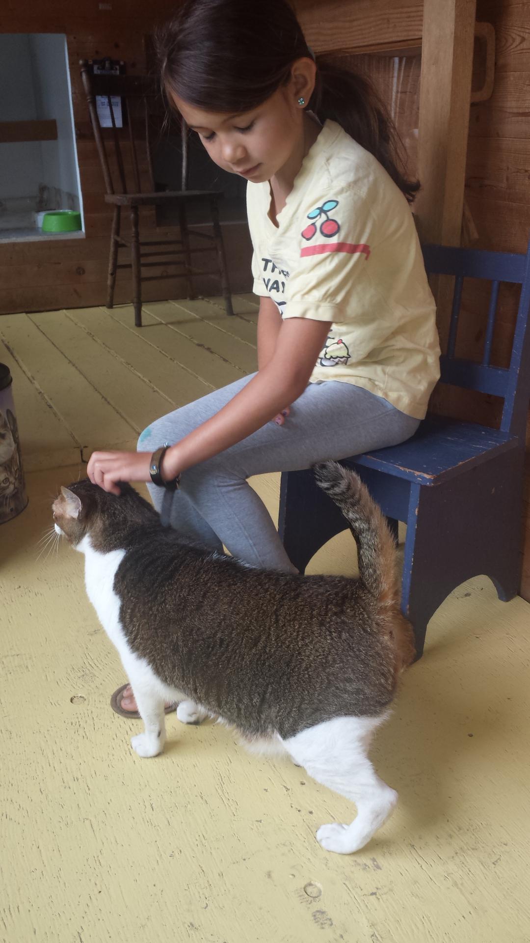 Lexy with Mau 06.2014