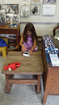 Lexy's helping out 08.2014