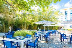Fairmont El San Juan Hotel - Aquarelle .