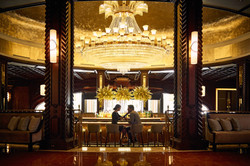 Fairmont El San Juan Hotel - Chandelier