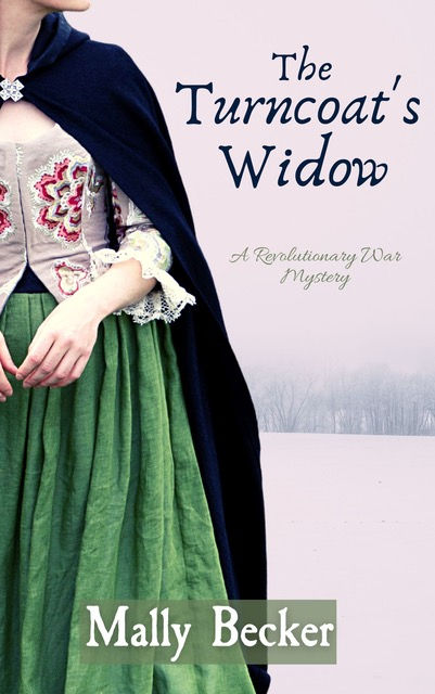 The Turncoat's Widow book cover