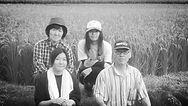 佐藤則久農園でお米を育てているメンバー一同