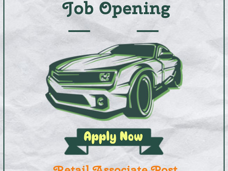 Cars 24 Job: Retail Associate Posts
