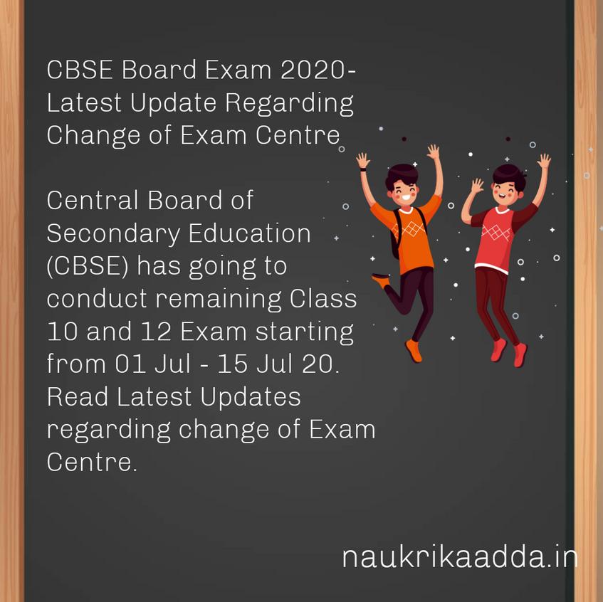 CBSE Board Latest News