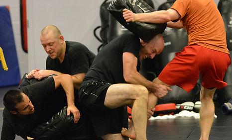 MMA for street self defense