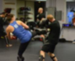MMA and muay thai classes for women