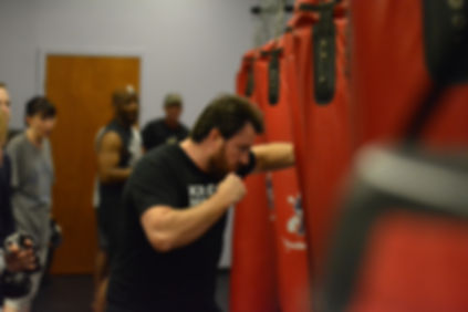 heavy bag workouts, boxing and kickboxing fitness