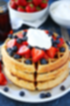 best Catering waffle los angeles