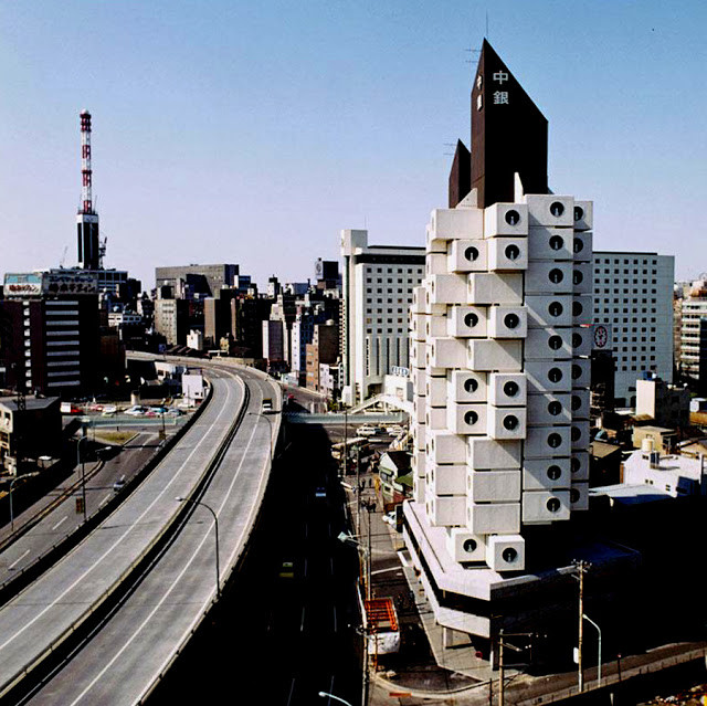"""The Fall of the Nakagin Capsule Tower: Betraying Metabolism"" (2014)"