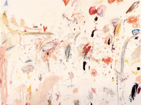 """Cy Twombly: Eternal Modern Art"" (2015)"