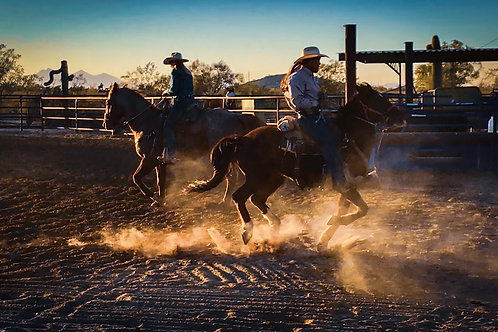Rodeo - Limited Edition Photographic Print