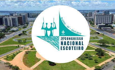 25º Congresso Nacional Escoteiro