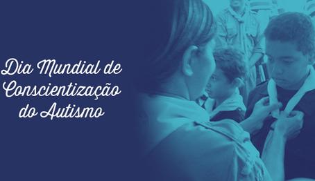 Dia Mundial de Conscientização do Autismo: a preocupação com a Inclusão no Movimento Escoteiro