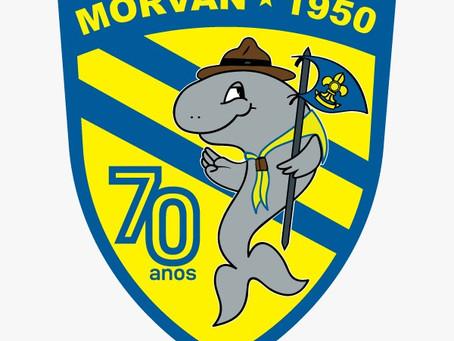 55º Morvan no rumo de completar 70 anos de existência formando sempre bons cidadãos.