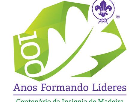 """DEN cria o distintivo """"Centenário da Insígnia de Madeira"""" e inicia a celebração do seu centenário"""