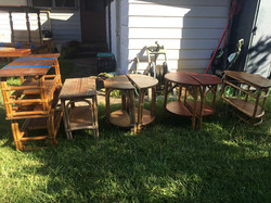 We carry a large selection of Rattan