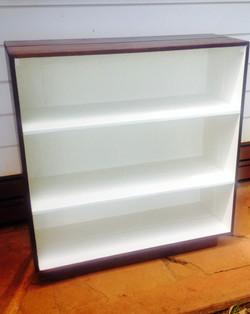 Locally Made Redwood Bookshelf