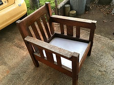 1902 Stickley Brothers Furniture Company Chair
