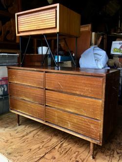 1950's Mid Century Mod Dresser