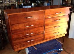 SOLD Hawaiian Koa 8 Drawer dresser