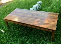 SOLD Koa Mid Century Mod table