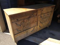 1950's Vintage Hawaiian Dresser