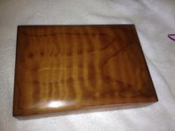 1940's Hawaiian Sandal Wood Box