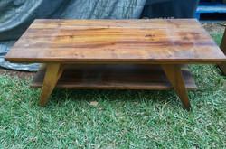 1950s Mid Century Koa coffee table