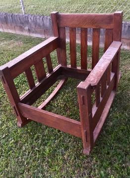 1902 Stickley Brothers Furniture Company Rocker