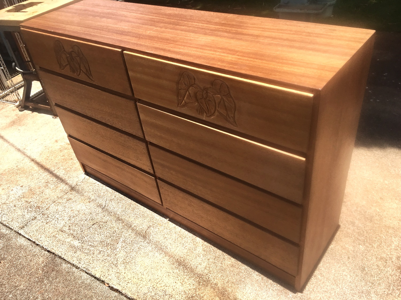 1960's Mahogany Dresser