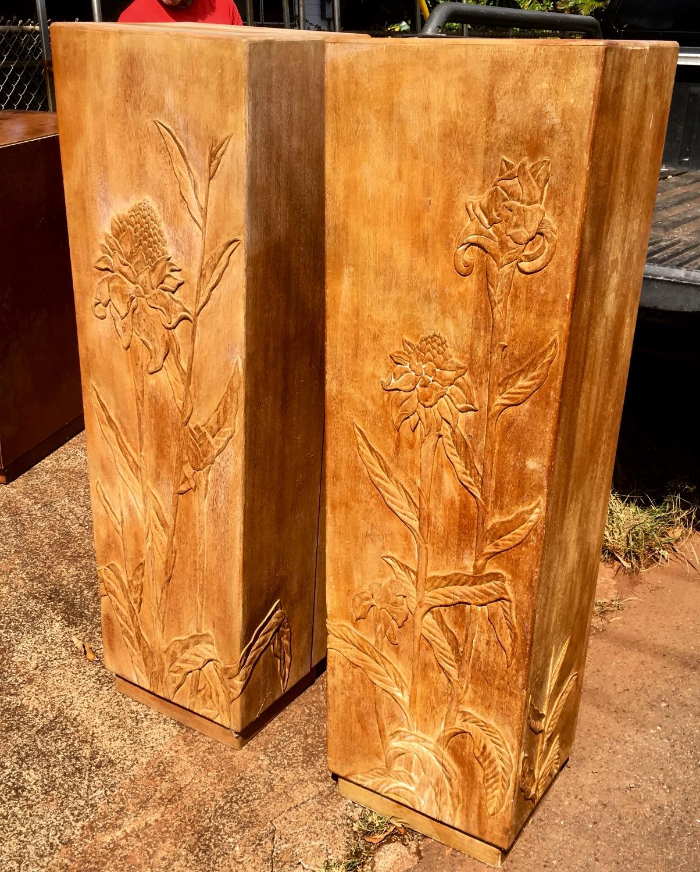 1930s Vintage Hawaiian Stand