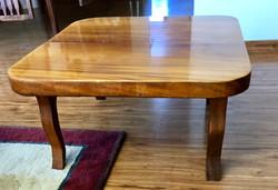 """2"""" Hawaiian Monkey Pod coffee table"""