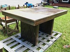 Vintage Hawaiian Dining table