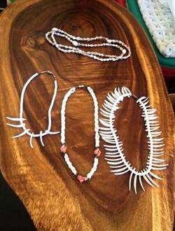 Hawaiian Shell Jewelry