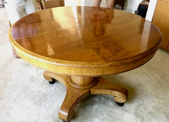 1900 Hawaiian Koa diningroom table