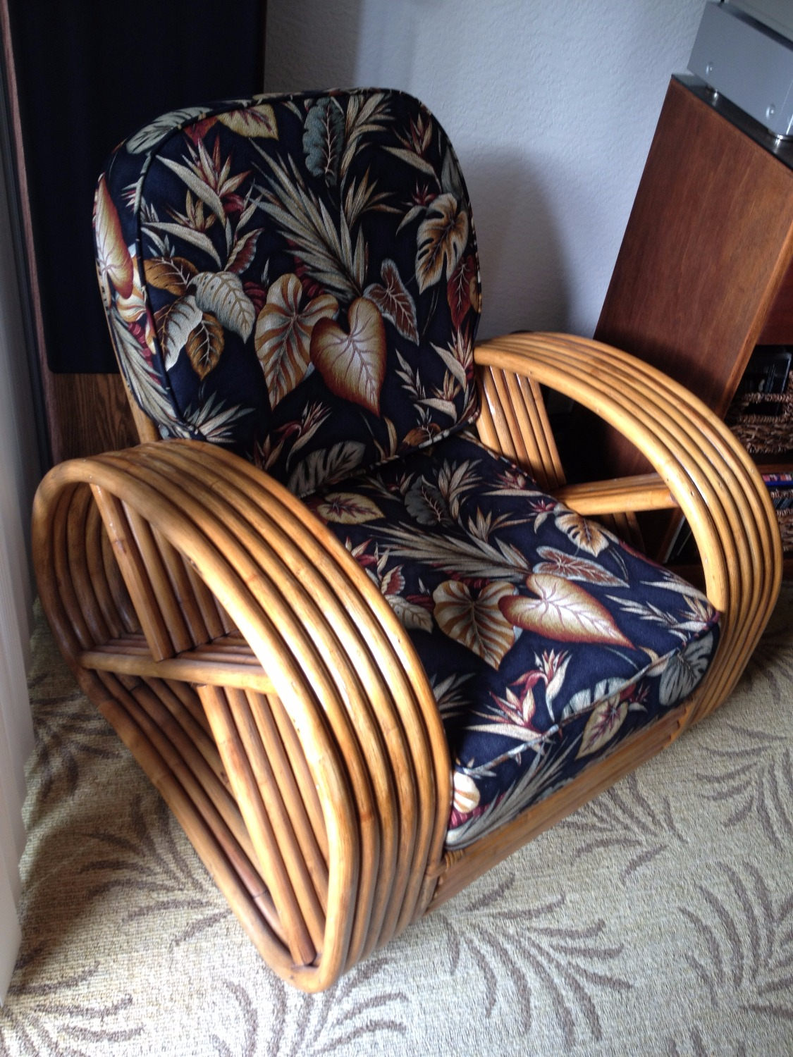 """""""SOLD"""" 1930's 6 Strand Bamboo"""