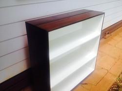 Refurbished Redwood shelf